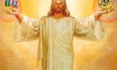 Иисус любит тбя))